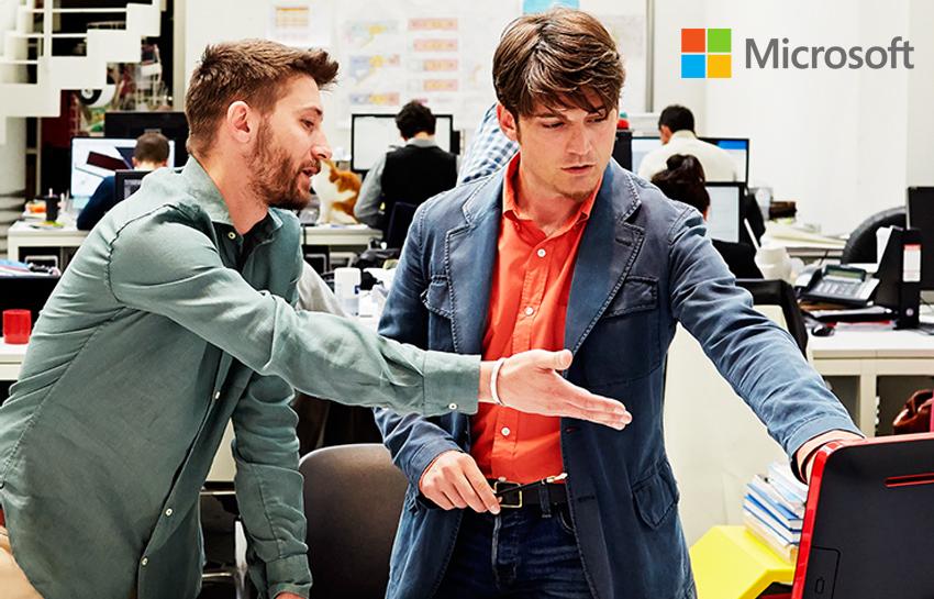 Razones para elegir una solución empresarial de Microsoft